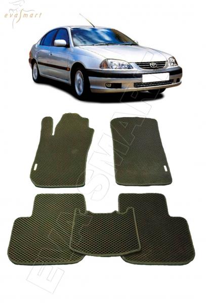 Toyota Avensis I 1997 - 2003 Автоковрики 'EVA Smart'
