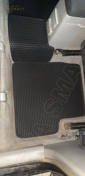 Toyota Caldina (T210, T215) правый руль 1997 - 2002 коврики EVA Smart