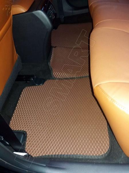 Toyota Camry VII (XV50) 2011 - 2018 коврики EVA Smart