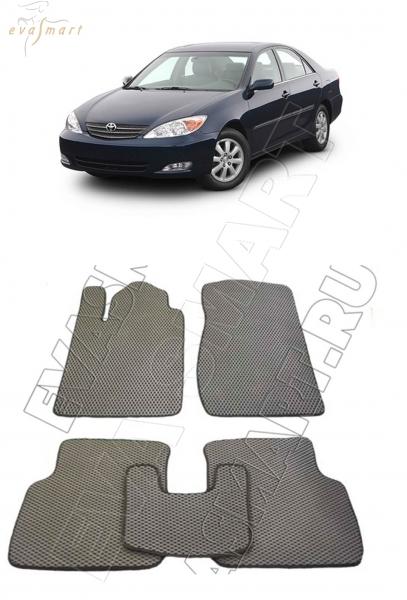 Toyota Camry V (XV30) 2001 - 2006 Автоковрики 'EVA Smart'