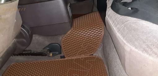 Toyota Carina ED ST-200 правый руль 1992 - 1997 коврики EVA Smart