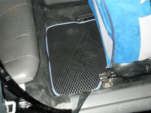 Toyota Celica VII (T230) 1999 - 2002 Автоковрики 'EVA Smart'