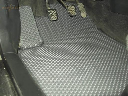 Toyota Corolla Verso I 5 мест 2001 - 2004 коврики EVA Smart