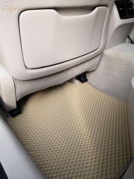 Toyota Crown Majesta V (S200) правый руль 2009 - 2013 коврики EVA Smart