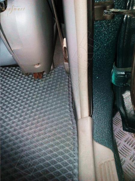 Toyota Land Cruiser 100 5 мест 1998 - 2007 Автоковрики 'EVA Smart'