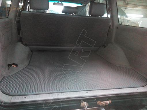 Коврик багажника EVA Smart для Toyota Land Cruiser 100 1998 - 2007