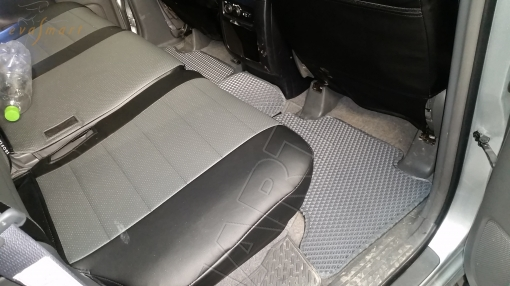 Toyota Land Cruiser Prado 120 2002 - 2009 коврики EVA Smart