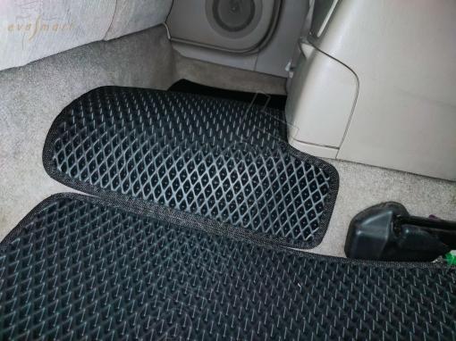 Toyota Allion (T260) правый руль 2007 - н.в. коврики EVA Smart