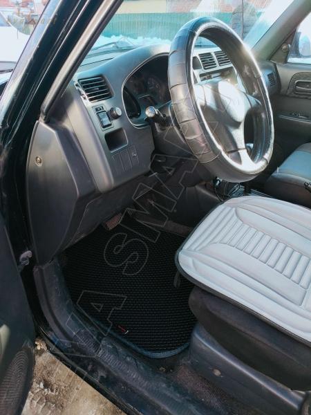 Toyota RAV4 I (XA10) 1995 - 2000 коврики EVA Smart