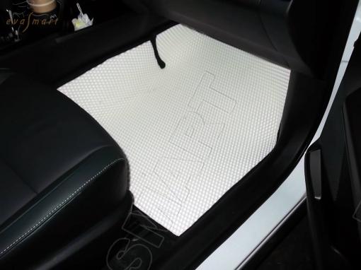Toyota RAV4 IV (CA40) вариант макси 3d 2013 - 2019 коврики EVA Smart