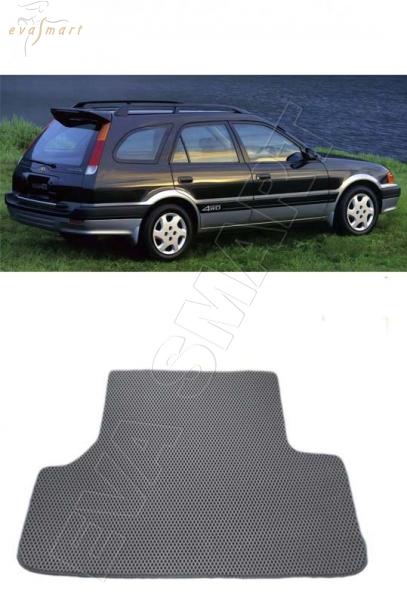 Toyota Sprinter Carib II правый руль багажник 1988 - 1995 Автоковрики 'EVA Smart'