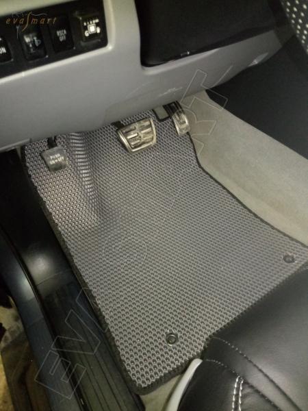 Toyota Tundra II 2007 - 2013 коврики EVA Smart