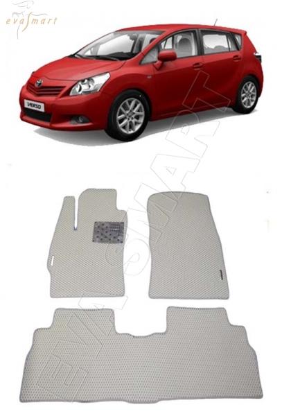 Toyota Verso I 2009 - 2012 Автоковрики 'EVA Smart'
