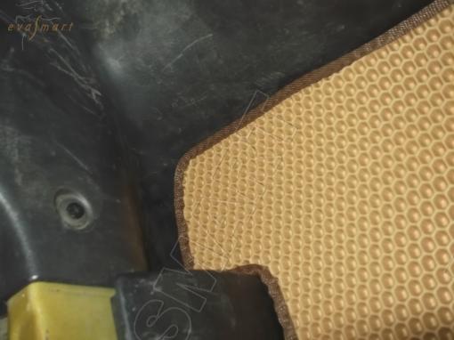 Toyota Vitz правый руль 1999 – 2005 коврик в багажник EVA Smart