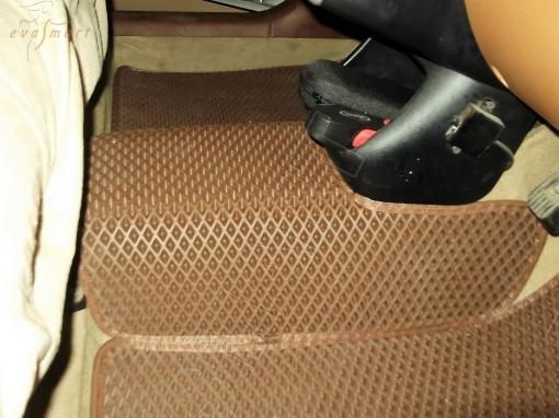 Toyota WiLL I (Vi) 1999 - 2001 правый руль Автоковрики 'EVA Smart'