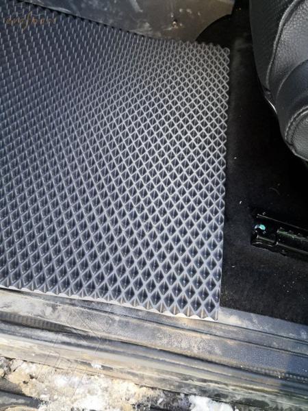 UAZ Patriot (Норма) 2014 - н.в. коврики EVA Smart