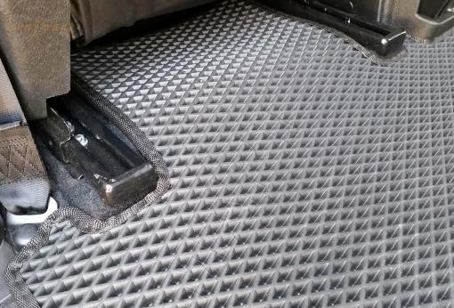 UAZ Patriot (люкс) 2014 - н. в. Автоковрики 'EVA Smart'