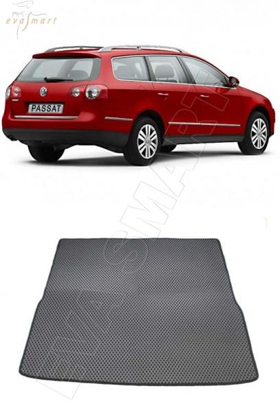 Volkswagen Passat B6 2005 - 2010 коврики EVA Smart