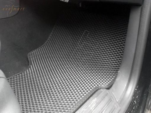 Volkswagen Amarok 2010 - н.в. коврики EVA Smart