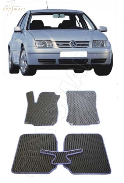 Volkswagen Bora 1999 - 2005 Автоковрики 'EVA Smart'