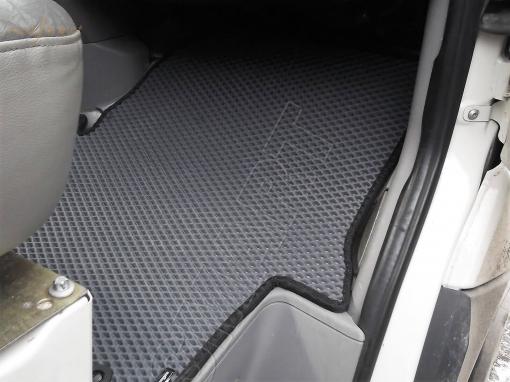Volkswagen Crafter фургон 2011 - 2016 коврики EVA Smart