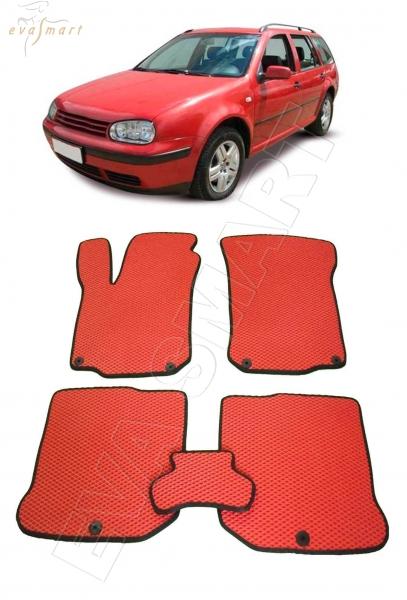 Volkswagen Golf IV универсал 1997-2003 Автоковрики 'EVA Smart'