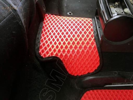 Volkswagen Golf IV универсал 1997 - 2003 коврики EVA Smart