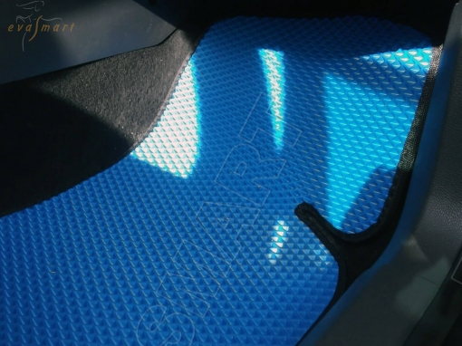 Volkswagen Golf V 2003 - 2009 коврики EVA Smart