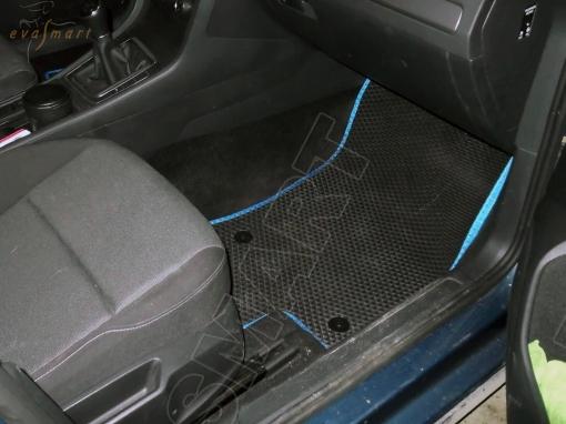 Volkswagen Golf VII 2013 - н.в. коврики EVA Smart