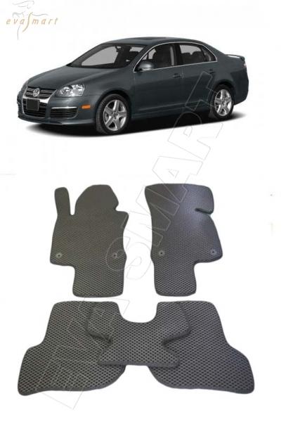Volkswagen Jetta V 2005 - 2011 Автоковрики 'EVA Smart'