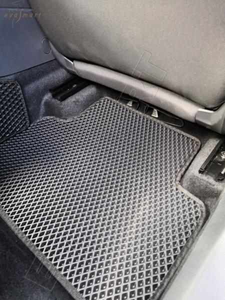 Volkswagen Jetta VII 2018 -  коврики EVA Smart