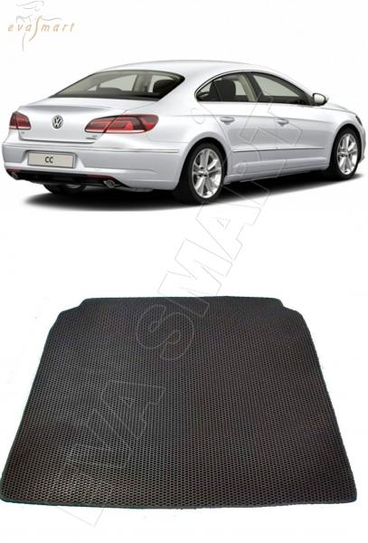 Volkswagen Passat CC багажник (седан) 2008 -  Автоковрики 'EVA Smart'