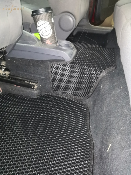 Volkswagen Polo IV хэтчбек 2001 - 2009 коврики EVA Smart