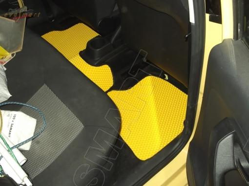 VolkswagenPolo V седан 2010 - н.в. Автоковрики 'EVA Smart'