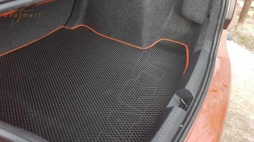 Volkswagen Polo V седан вариант 3d макси 2009 - н.в. коврики EVA Smart