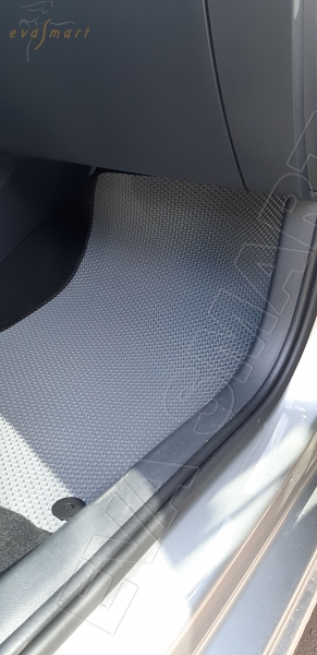 Volkswagen Polo VI лифтбек 2020 - н.в. коврики EVA Smart