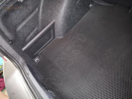 Volkswagen Polo VI лифтбек 2020 - н.в. коврик в багажник EVA Smart