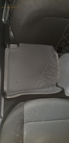 Volkswagen Polo VI лифтбек вариант макси 3d 2020 - н.в. коврики EVA Smart