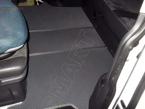 Volkswagen T5 Multivan 2003-2015 Автоковрики 'EVA Smart'