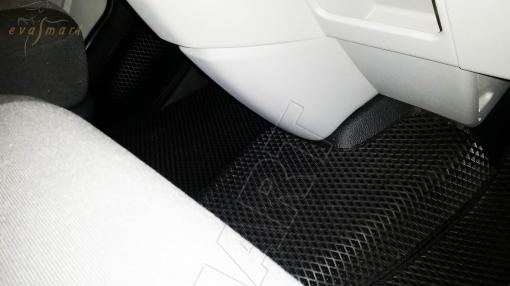 Volkswagen T6 Caravella 2015 - н.в. коврики EVA Smart