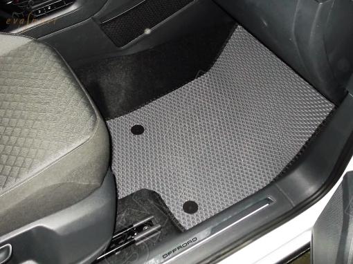 VolkswagenTiguan II 2016 - н. в. Автоковрики 'EVA Smart'