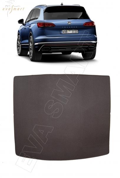 Volkswagen Touareg III коврик в багажник 2018 - н.в. EVA Smart