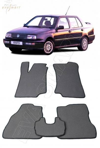 Volkswagen Vento 1991-1998 Автоковрики 'EVA Smart'