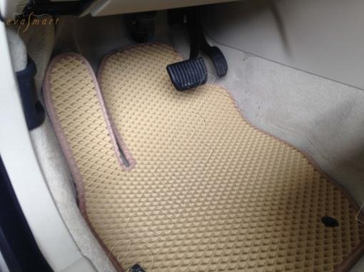 Volvo II XC70 2013-н.в. рестайл. Автоковрики 'EVA Smart'