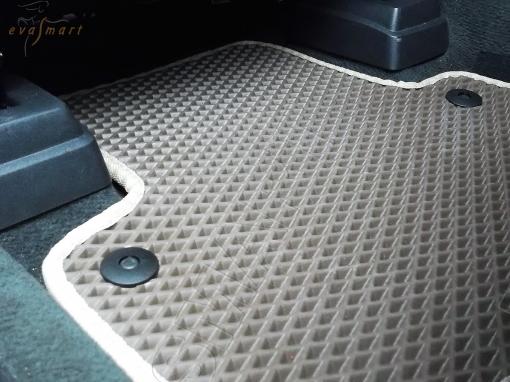 Volvo II XC90 7мест 2014 - 2016 Автоковрики 'EVA Smart'