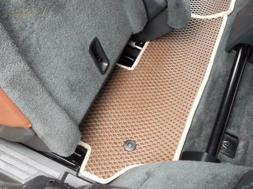 Volvo XC90 I 2006 - 2014 коврики EVA Smart