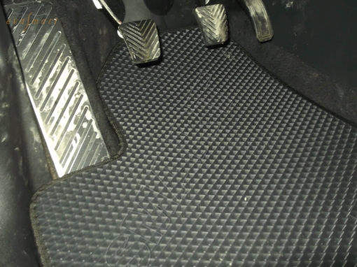Zotye Coupa 2018 - н.в. коврики EVA Smart