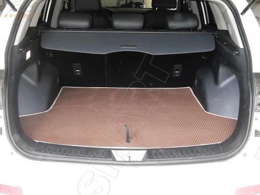 Zotye T600 коврик в багажник 2013 - н.в. EVA Smart